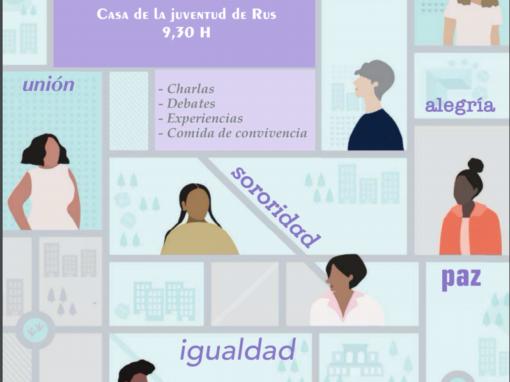 Encuentro de Mujeres entorno rural de Jaén