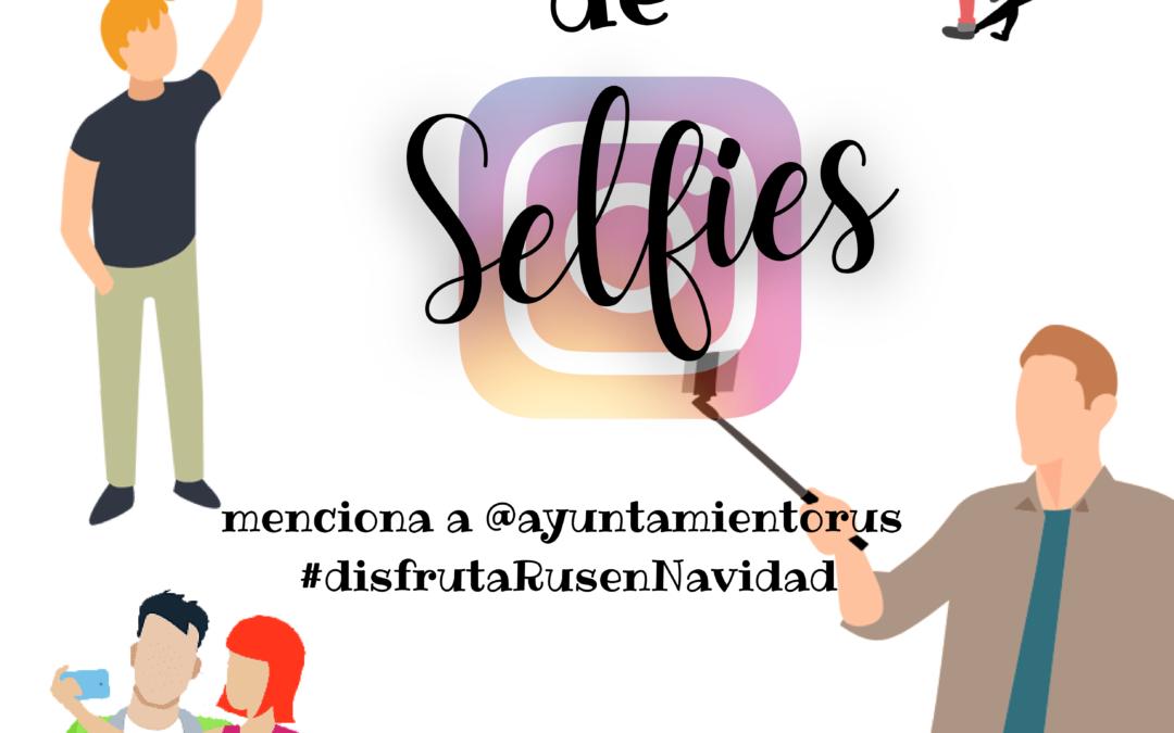 I Concurso Selfies #disfrutaRusenNavidad